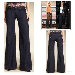 Hudson Gwen Wide Leg Jeans